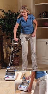 Host carpet cleaning dry carpet cleaning Sonoma County Santa Rosa Rohnert Park CA